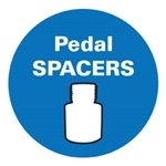 Pedal Spacers