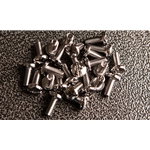 25-pack Look 10mm screws