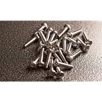 25-pack Look 18mm screws