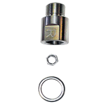 20mm Hex+ Pedal Spacer (Pedal Extender) - Right Only