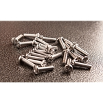 25-pack Look 20mm screws