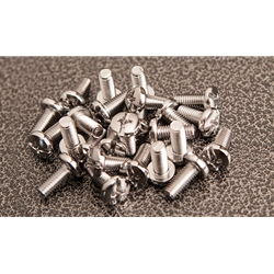 25-pack Look 12mm screws