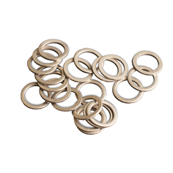 10-Pack 1mm Pedal Spacer Washers
